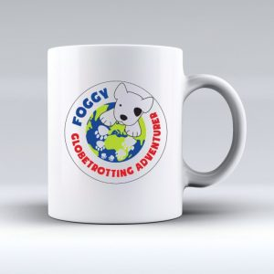 Mug - Foggy Logo