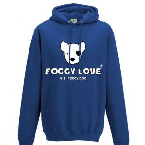 'Foggy Love' Hoodie