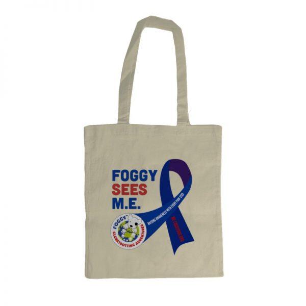 'Foggy Sees M.E.' - Tote Bag